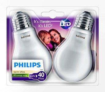 Bóng đèn led bulb 6W Philips