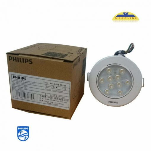 Den led am tran chieu diem 6W RS013B Philips