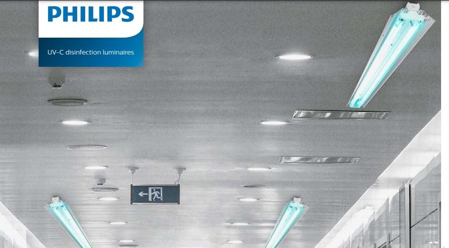 UV C Batten Philips