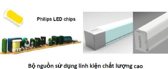 Bộ máng đèn led 9W SLIMLINE 31081 Philips
