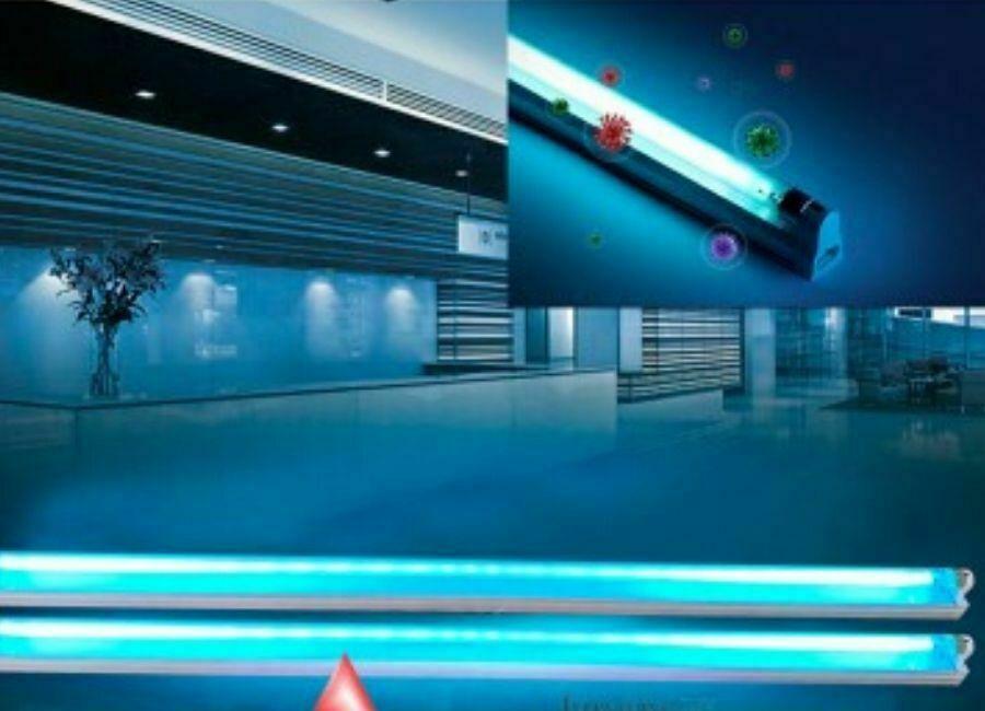 Bóng đèn diệt khuẩn tia cực tím UV Philips và tiêu chuẩn vi khuẩn nhà xưởng