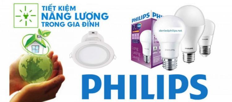 bóng đèn led philips