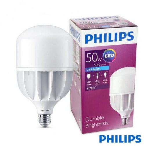 bong led tru hi lumen philips 50w e27 philips t force 50w