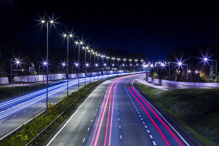 cách tính khoảng cách đèn đường led đơn giản nhất