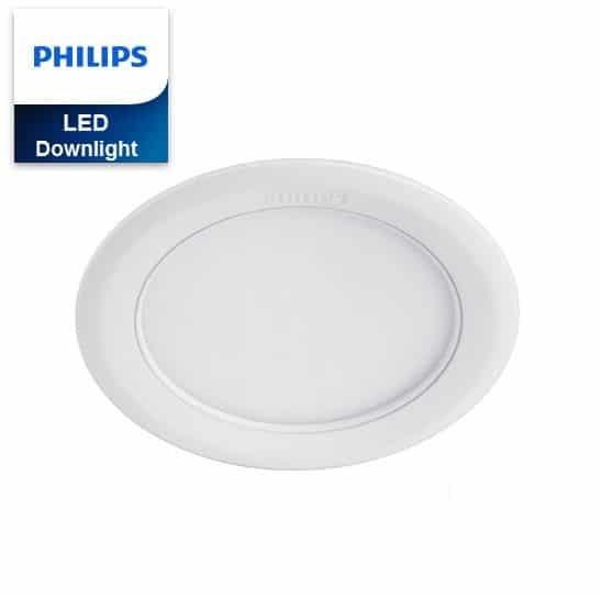 den downlight am tran led philips marcasite 59522