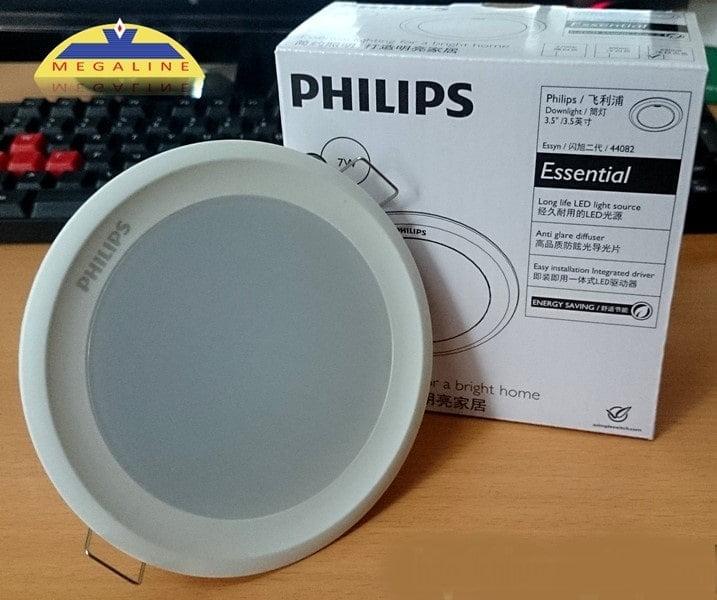 den downlight esessatial philips 1