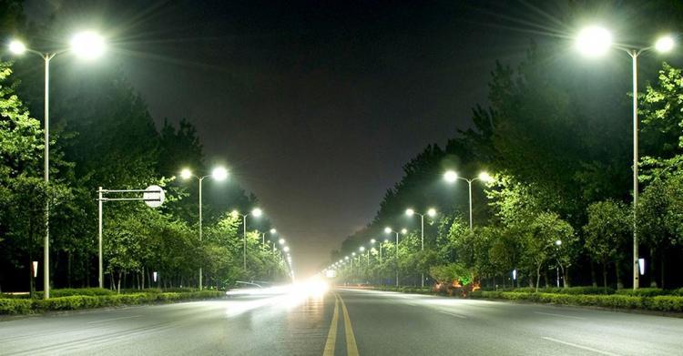 Ứng dụng của đèn cao áp Philips trong chiếu sáng đường phố