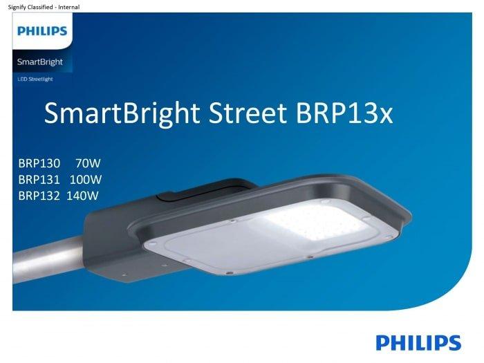 Đèn đường LED Philips BRP13X