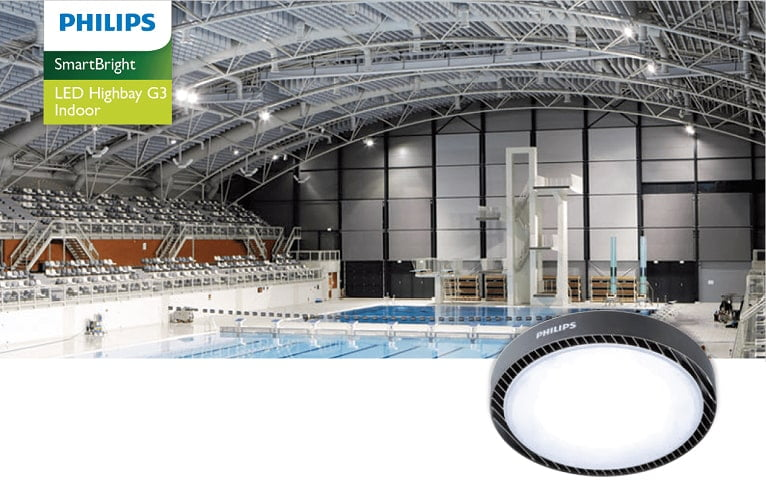 den highbay Led Philips BY239P