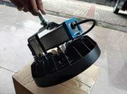 Đèn kho lạnh nhà xưởng certaFlux highbay module 125w Philips đèn led cho kho lạnh IP66