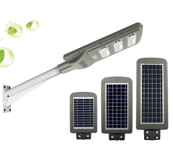 Đèn led cảm ứng GV SL0826 năng lượng mặt trời