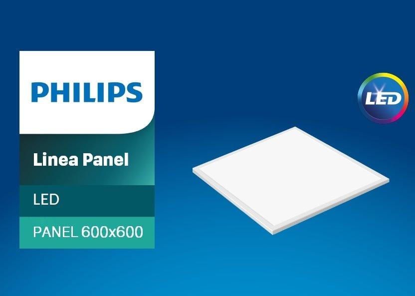 den led panelcertaflu green office 600x600 40w 865 philips