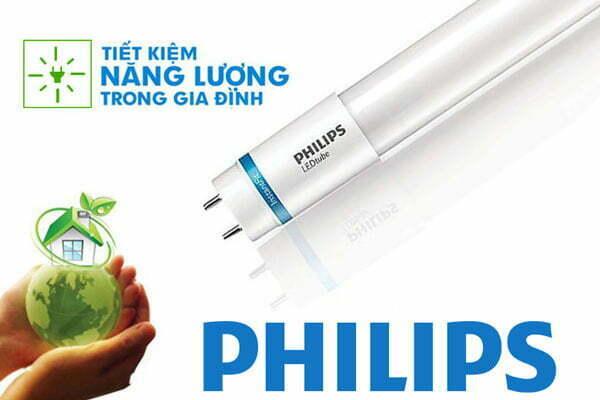 đèn led tuýp tube philips