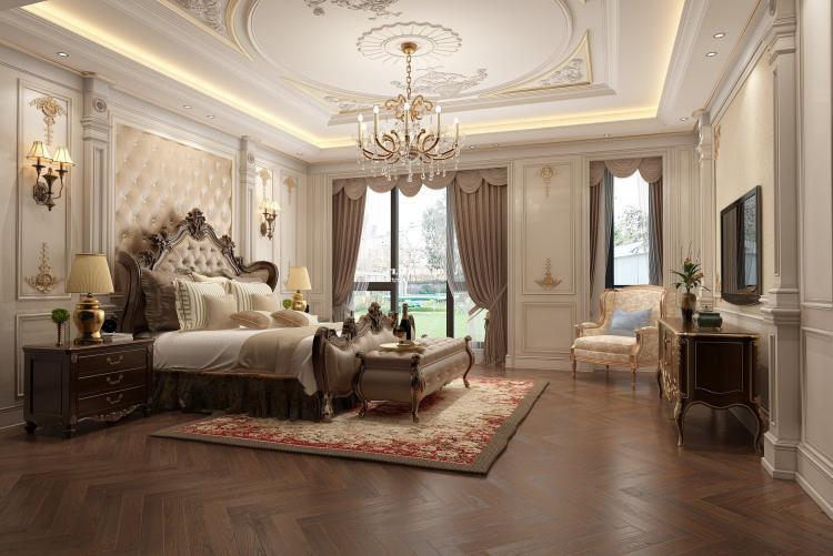 đèn led dây hắt trần cho phòng ngủ