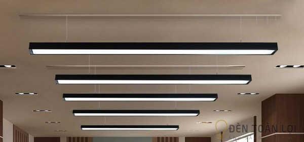Đèn thả trần cho văn phòng 1m2