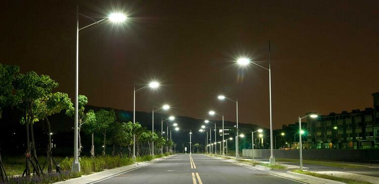 Tiêu chuẩn chiếu sáng đường phố