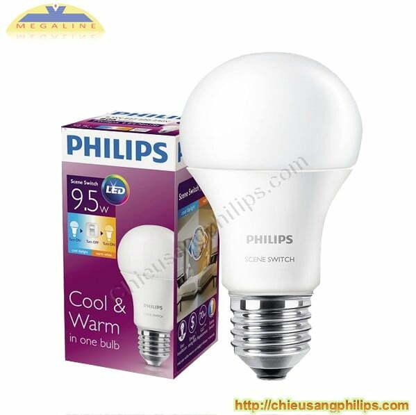 led bulb scene switch 9 5 60w