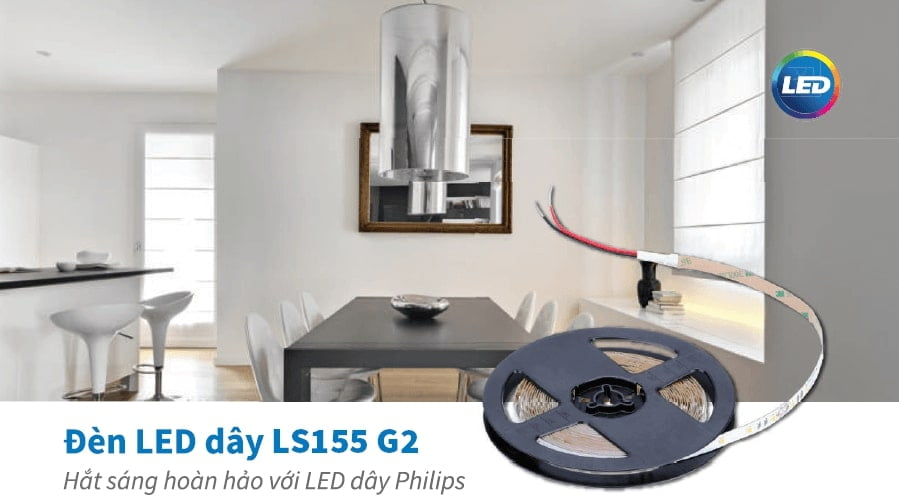 led day ls155 philips