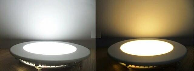 bóng đèn led ánh sáng vàng