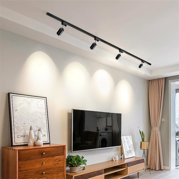 Đèn LED chiếu điểm spotlight trang trí phòng khách