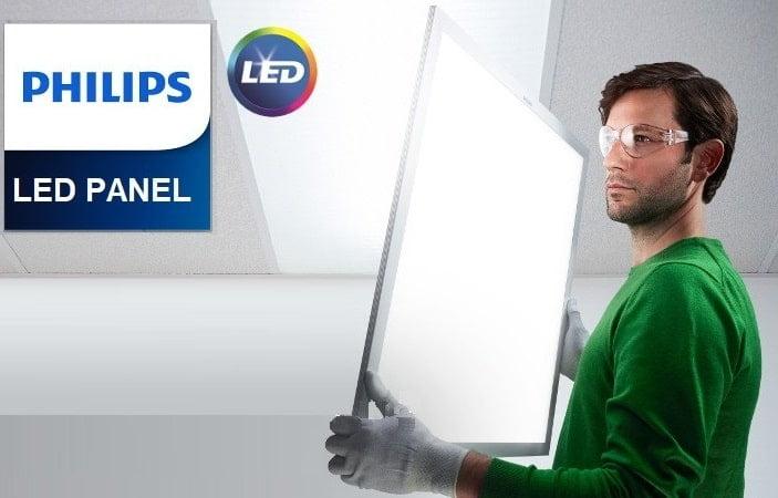 Đèn led Panel Philips tại đà nẵng