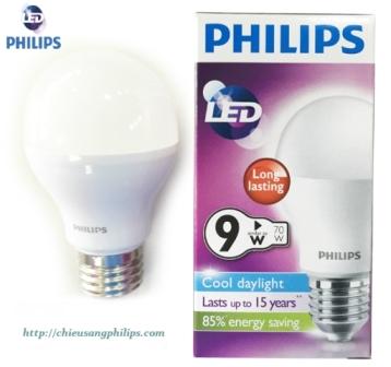 bóng đèn bulb led 9w