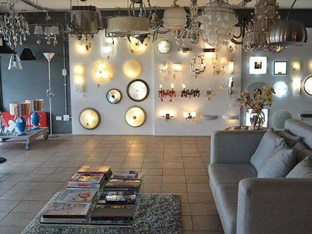showroom đại lý đèn led tại thanh hóa