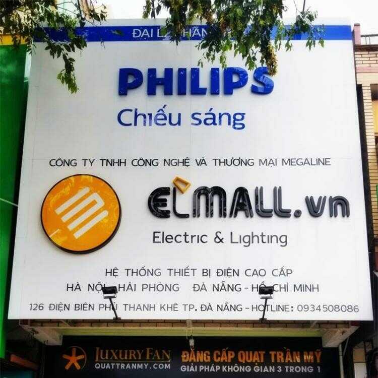 đại lý phân phối đèn led oem toàn quốc