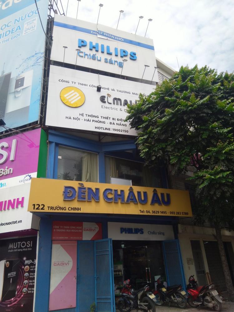 đại lý chính thức phân phối đèn Led Philips tại Hà Nội