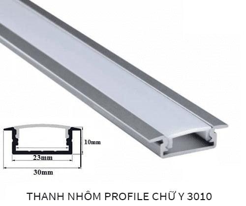 thanh nhom profile led y3010