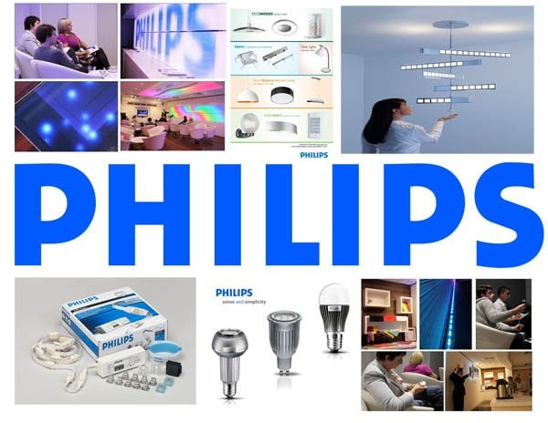 ưu điểm của bóng đèn led philips